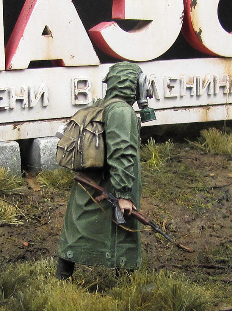 Диорамы и виньетки: ЧАЭС имени В.И. Ленина, фото #11
