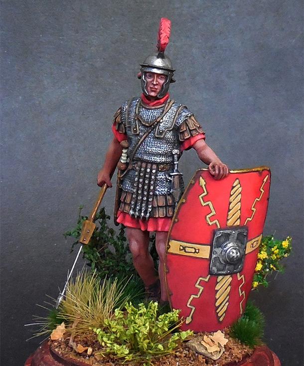 Фигурки: Римский легионер, 1 век н.э.