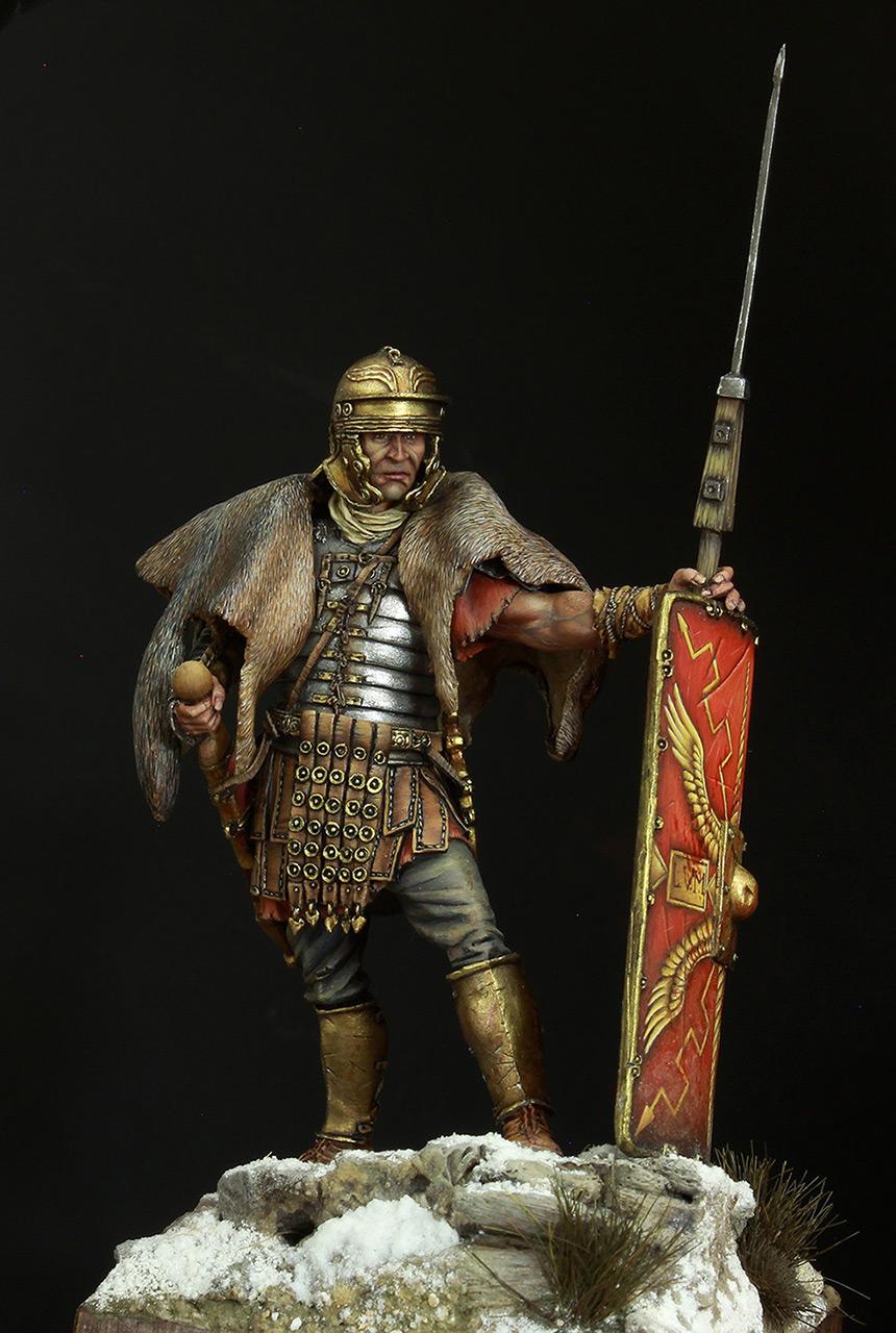 Фигурки: Римский легионер, фото #1