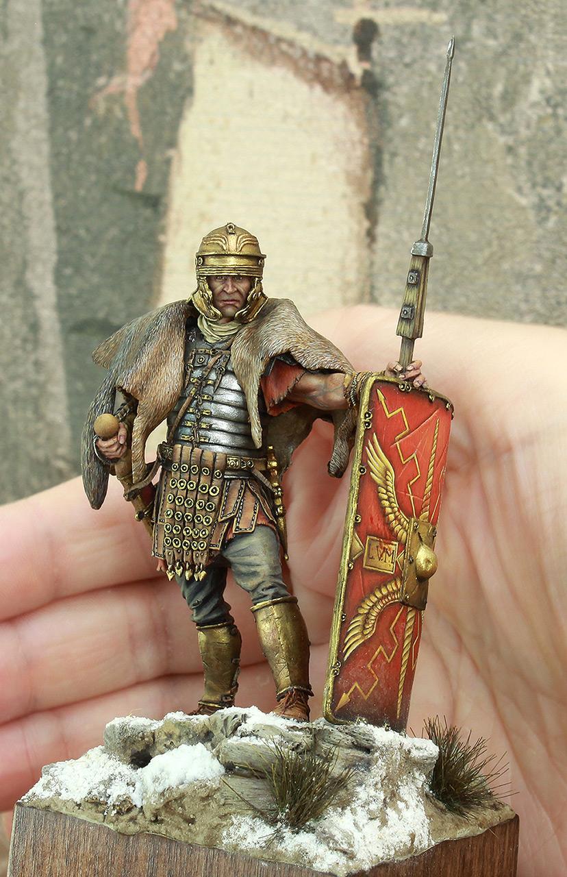 Фигурки: Римский легионер, фото #10