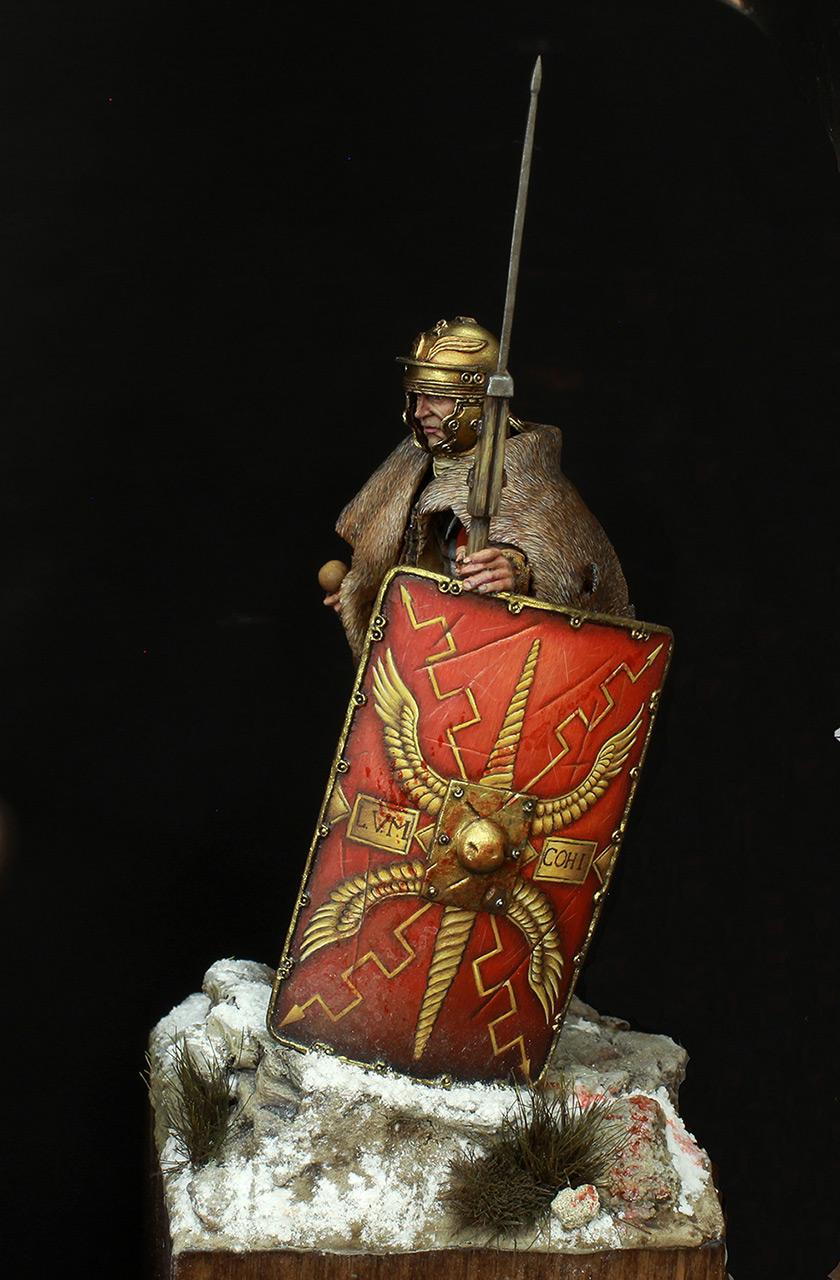Фигурки: Римский легионер, фото #3