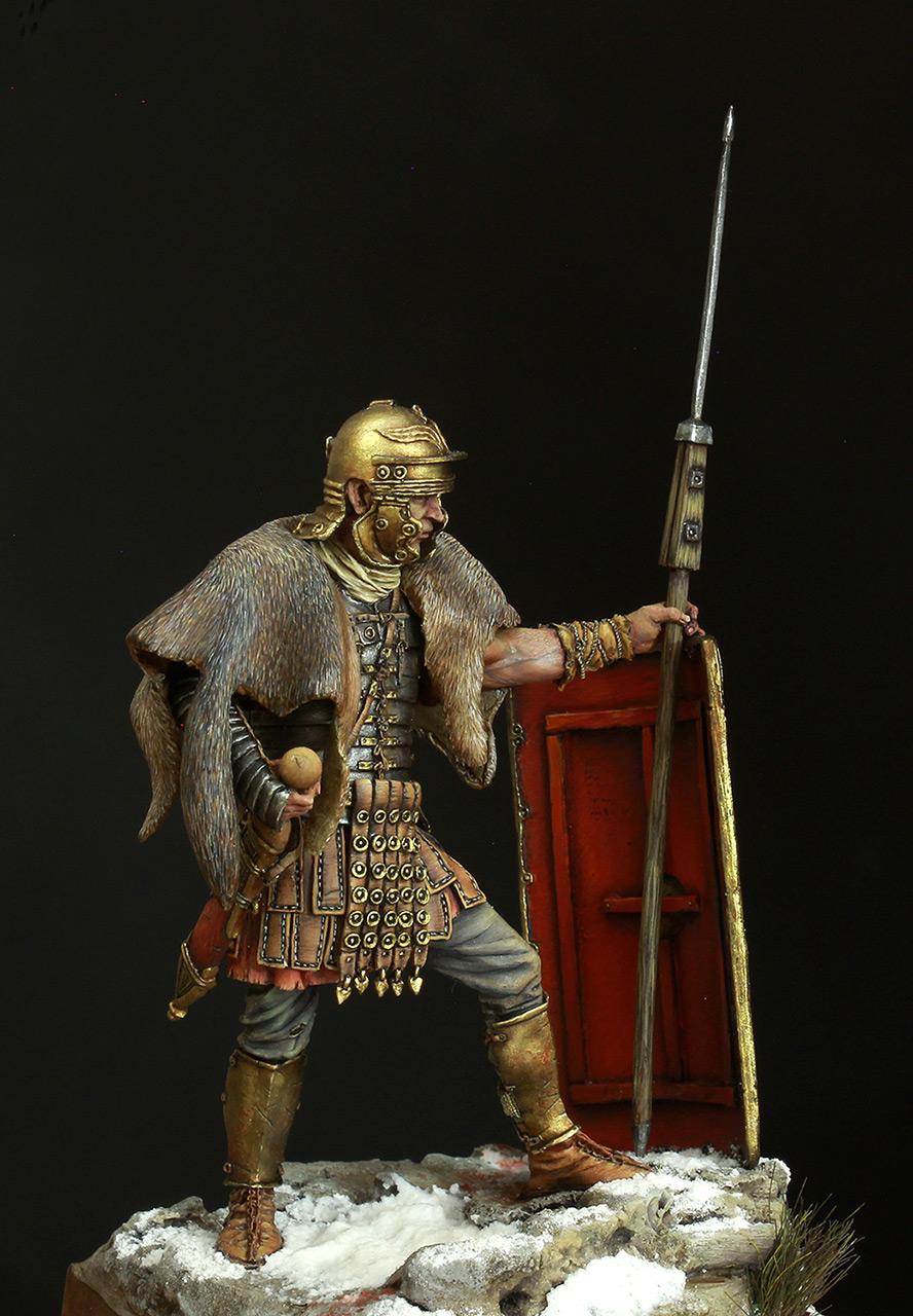 Фигурки: Римский легионер, фото #8
