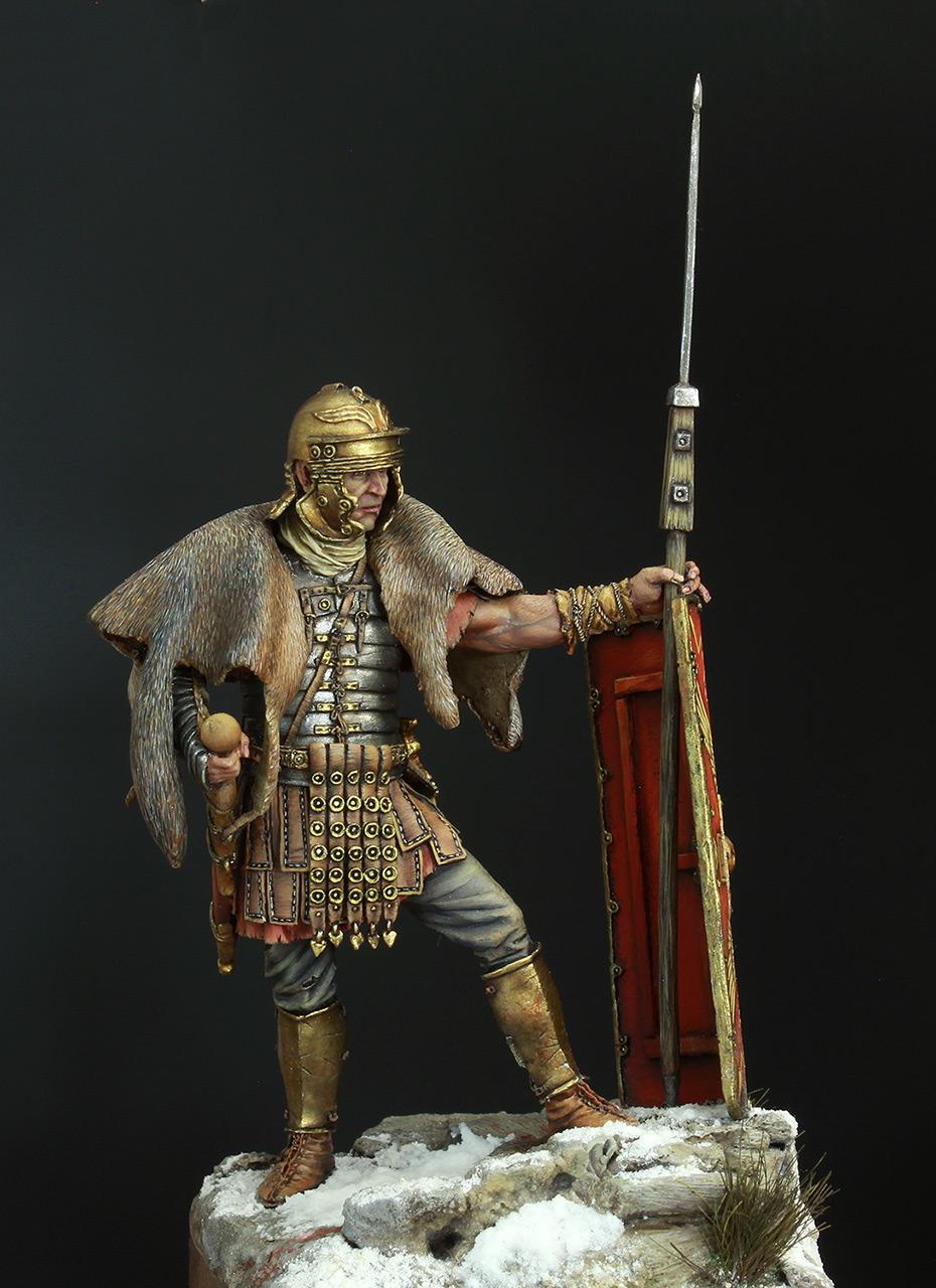 Фигурки: Римский легионер, фото #9