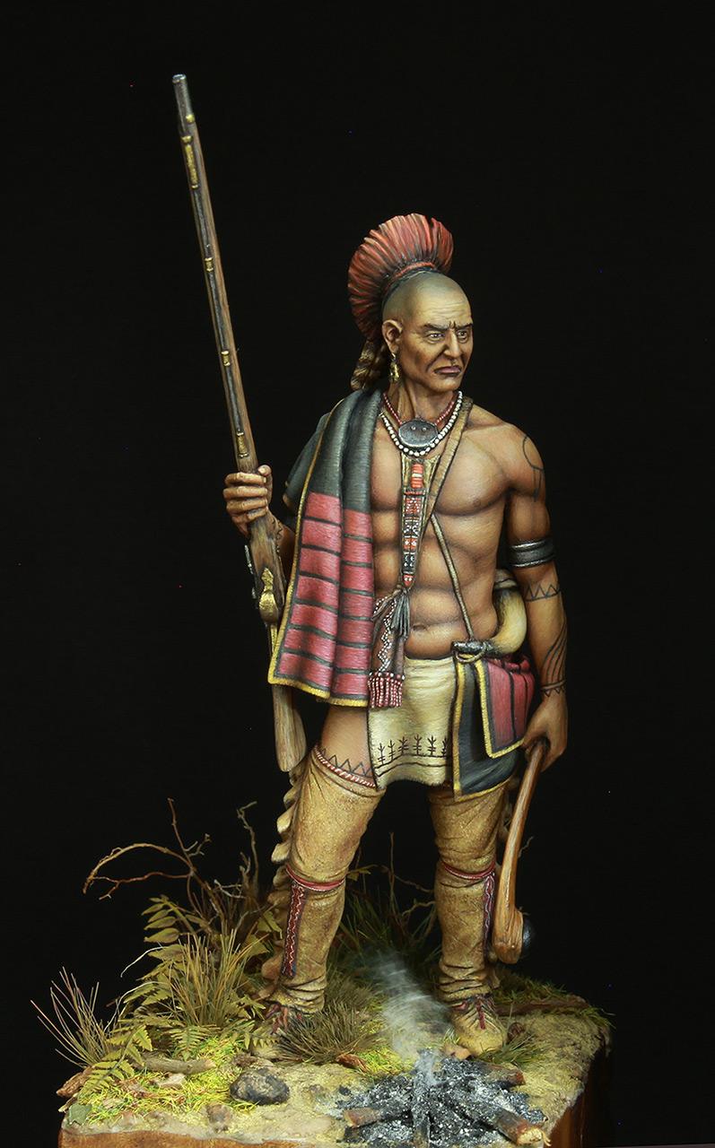 Фигурки: Ирокез, фото #1