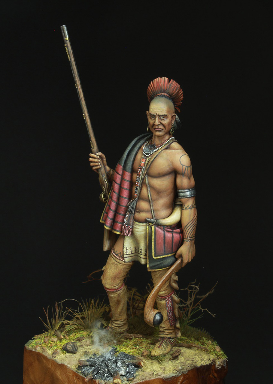 Фигурки: Ирокез, фото #3