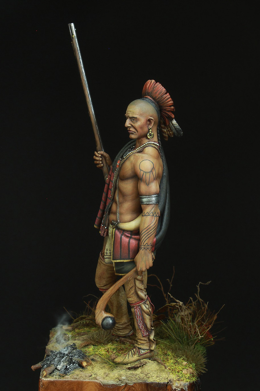 Фигурки: Ирокез, фото #4
