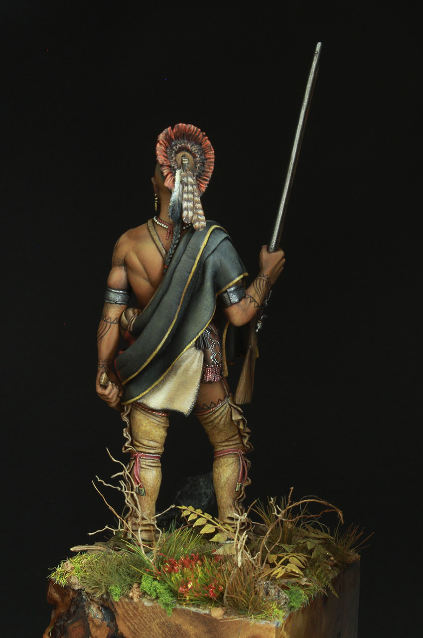 Фигурки: Ирокез, фото #7