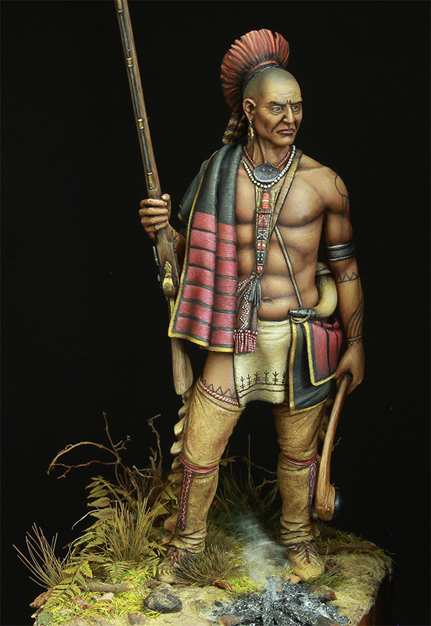 Фигурки: Ирокез