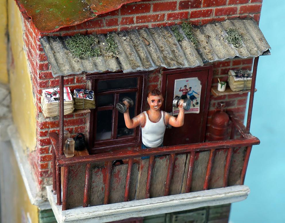 Диорамы и виньетки: Улица Советская, фото #12
