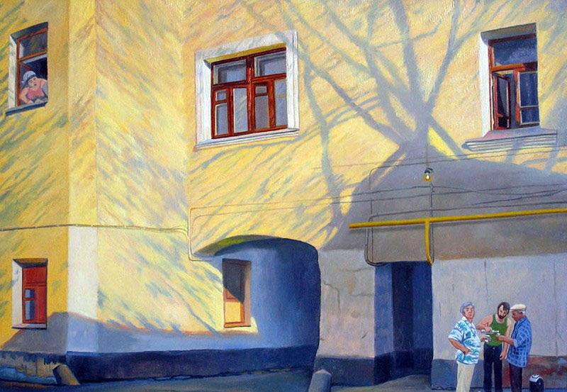 Диорамы и виньетки: Улица Советская, фото #29