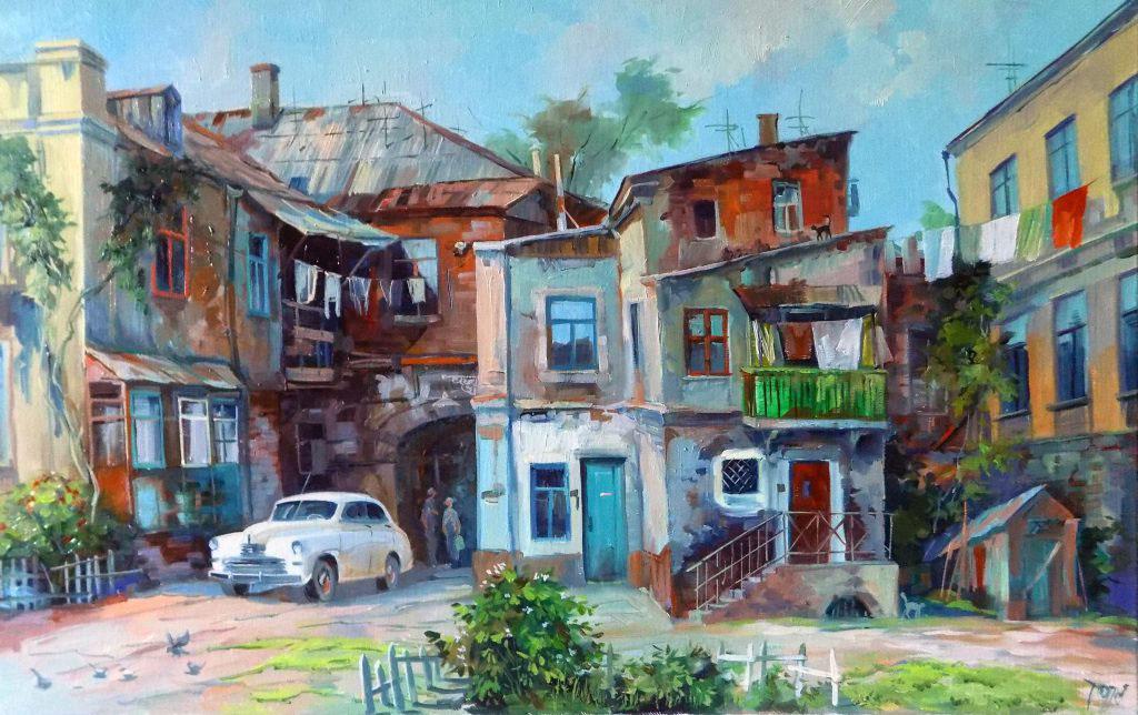 Диорамы и виньетки: Улица Советская, фото #30