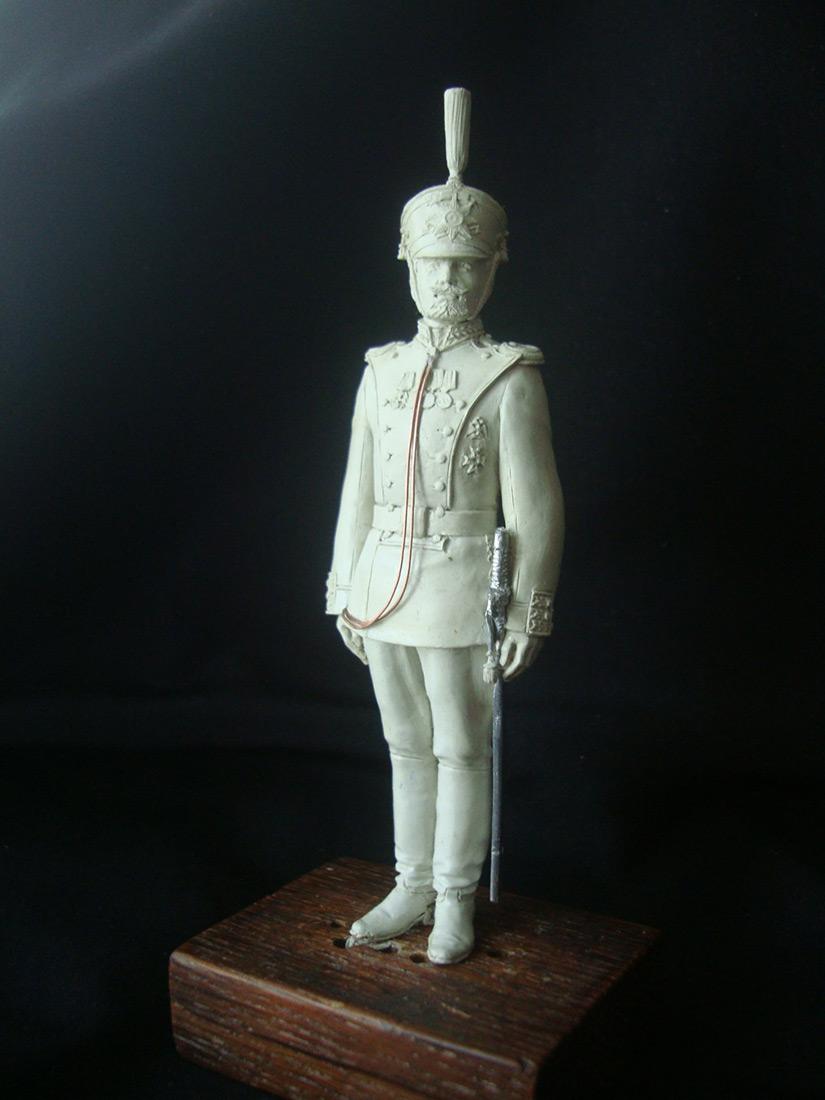 Скульптура: Гвардейский сапер, 1913 , фото #1