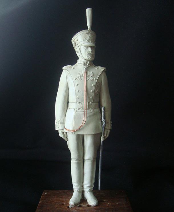Скульптура: Гвардейский сапер, 1913