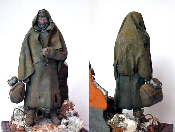 Фигурки: «Сверхчеловек». Сталинград, 1943.