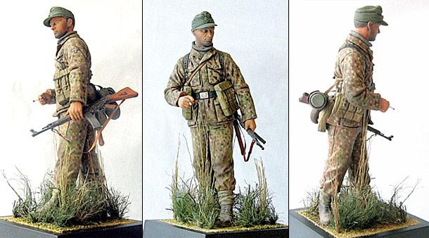 Фигурки: Унтершарфюрер дивизии «Викинг»