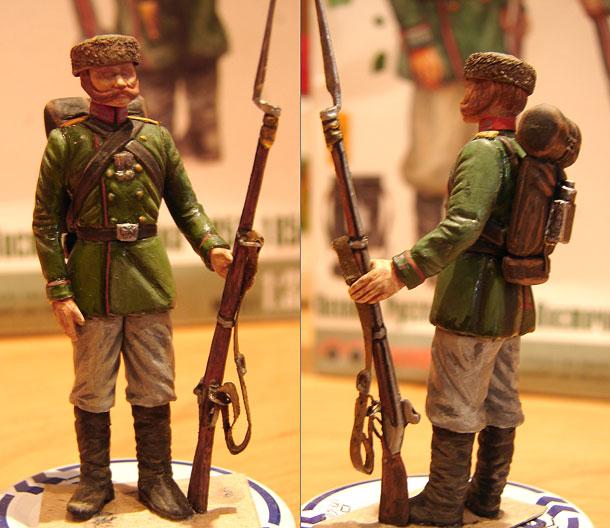 Учебка: Пехотинец русской армии. Восточная война 1853-1856