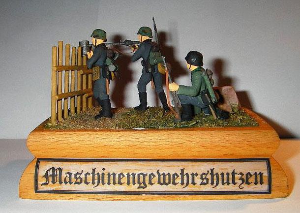 Учебка: Немецкие пулемётчики