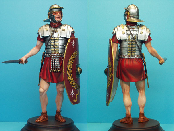 Фигурки: Римский легионер, I век н.э.