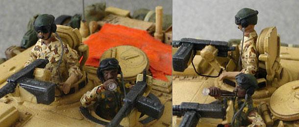 Фигурки: Американские танкисты