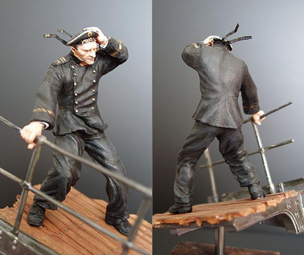 Фигурки: Унтер-офицер крейсера «Рюрик»