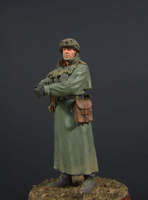 Фигурки: Офицер немецкой фельджандармерии, фото #1