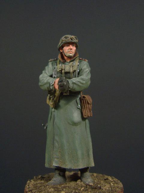 Фигурки: Офицер немецкой фельджандармерии, фото #4