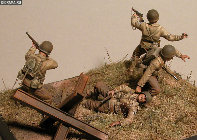 Обзоры: U.S. Infantry 1944, фото #10