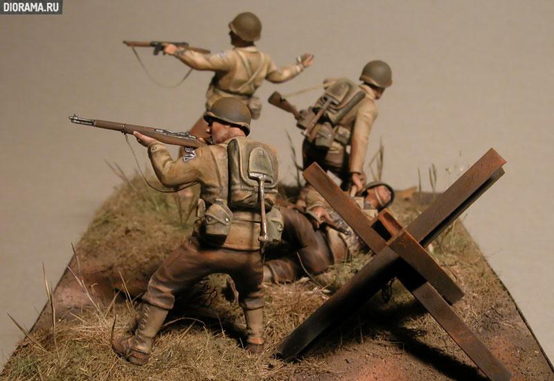 Обзоры: U.S. Infantry 1944, фото #11