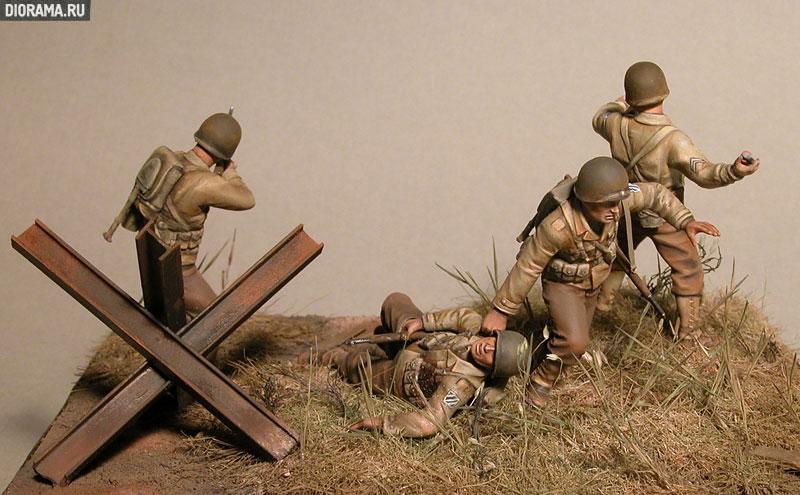 Обзоры: U.S. Infantry 1944, фото #12