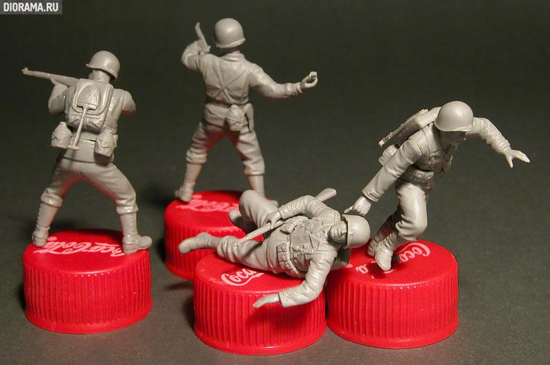 Обзоры: U.S. Infantry 1944, фото #6