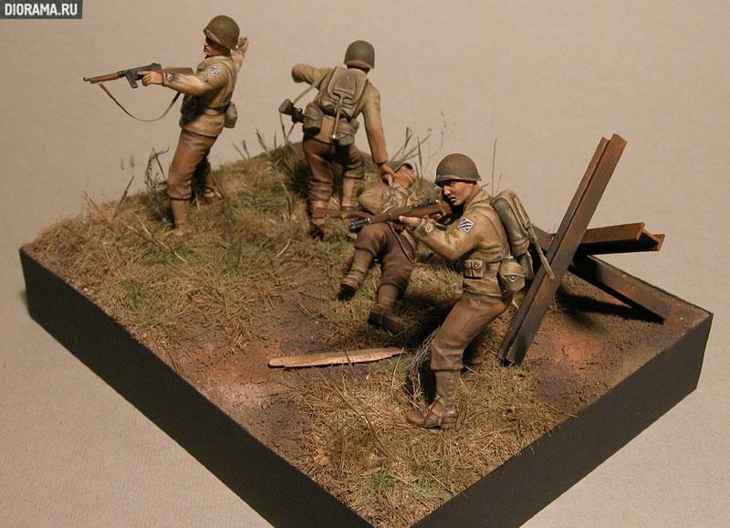 Обзоры: U.S. Infantry 1944, фото #8