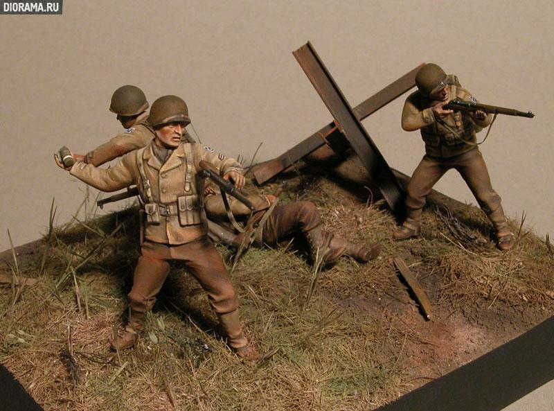 Обзоры: U.S. Infantry 1944, фото #9