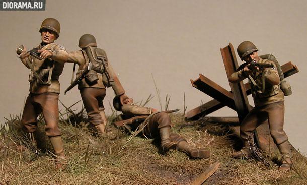 Обзоры: U.S. Infantry 1944
