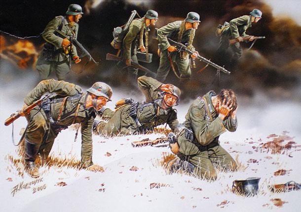 Обзоры: German Panzergrenadiers (1939-1942)