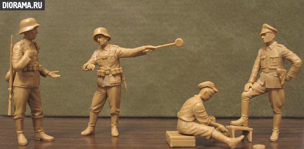 Обзоры: Немецкий патруль (1939-1942)