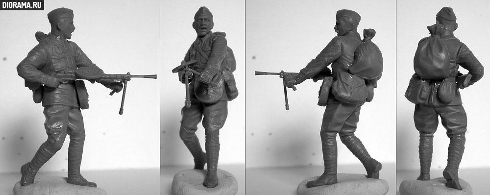 Обзоры: Немецкая/советская пехота / рукопашный бой, фото #12