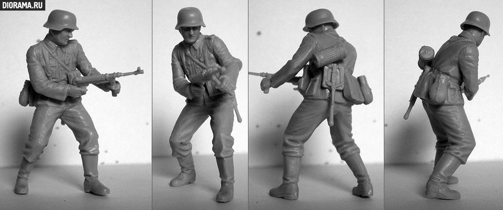 Обзоры: Немецкая/советская пехота / рукопашный бой, фото #15