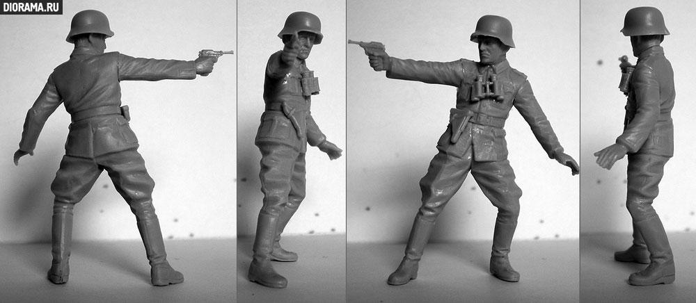 Обзоры: Немецкая/советская пехота / рукопашный бой, фото #16