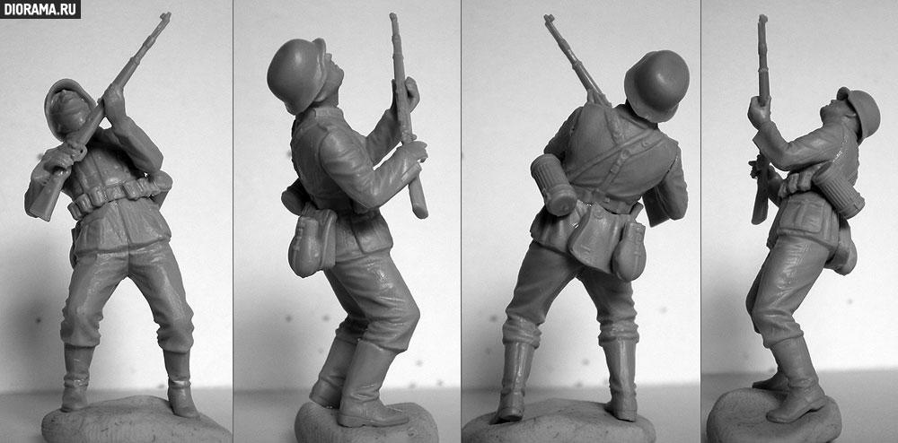 Обзоры: Немецкая/советская пехота / рукопашный бой, фото #17
