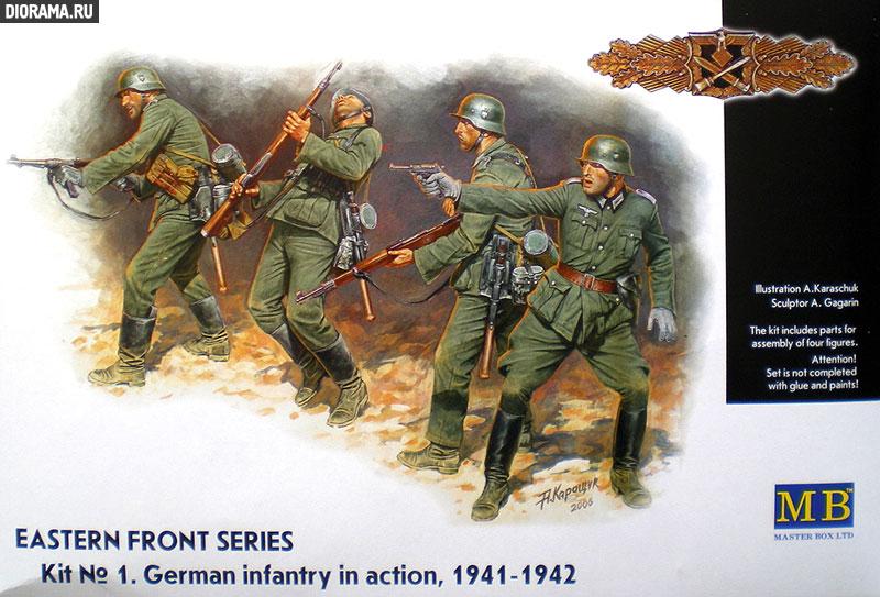 Обзоры: Немецкая/советская пехота / рукопашный бой, фото #3