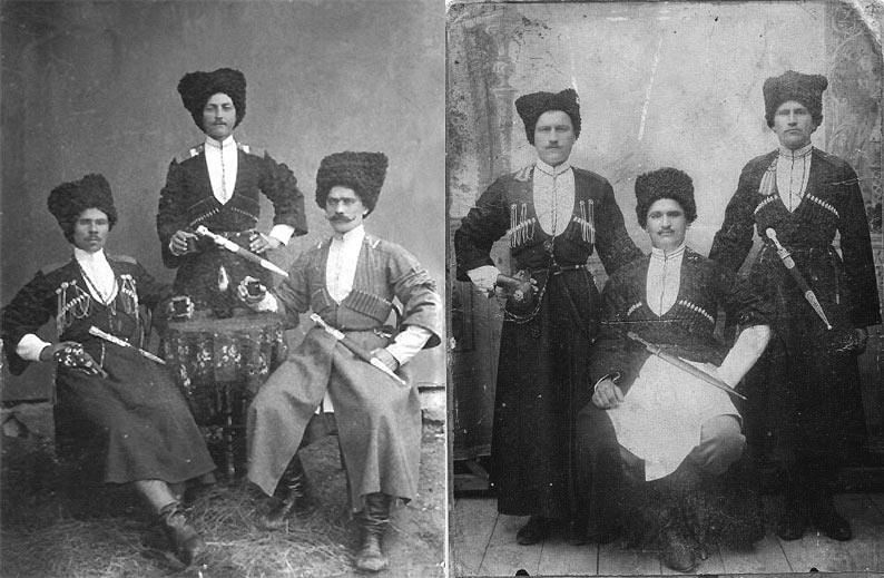 Обзоры: Кавказские казаки в ПМВ и Гражданской войне, фото #25