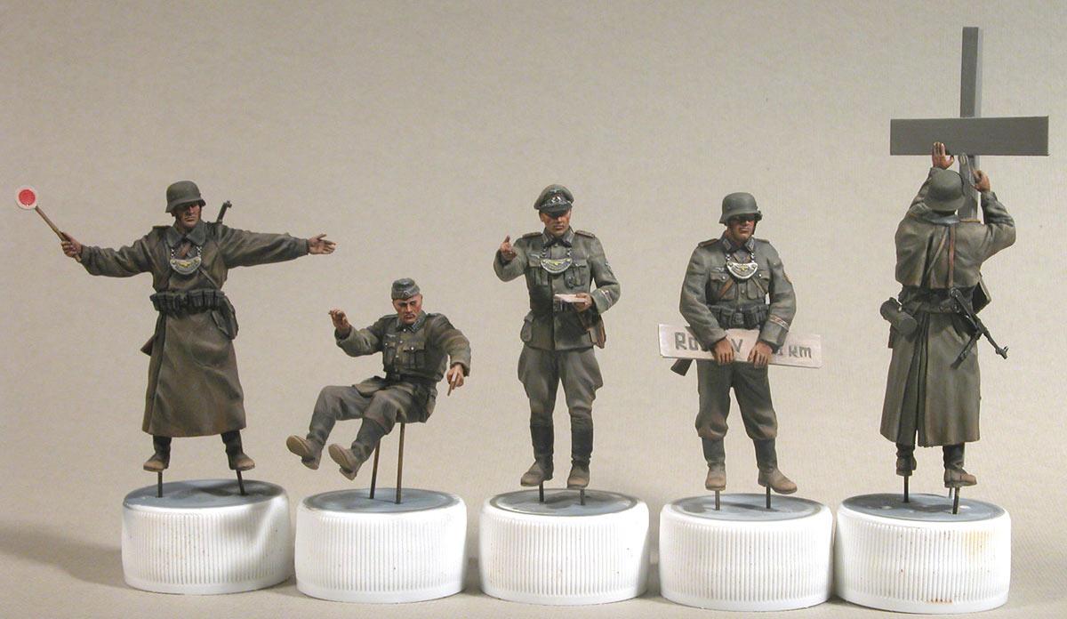 Обзоры: Немецкие фельджандармы, фото #13
