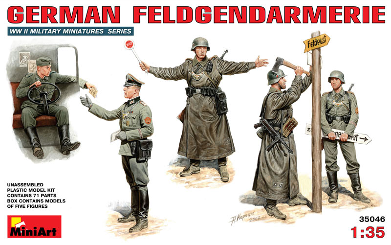 Обзоры: Немецкие фельджандармы, фото #15