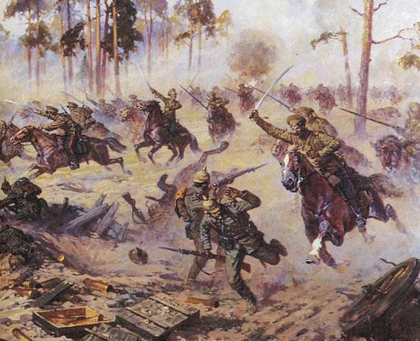 Обзоры: 17-й Донской казачий генерала Бакланова полк. Часть 1