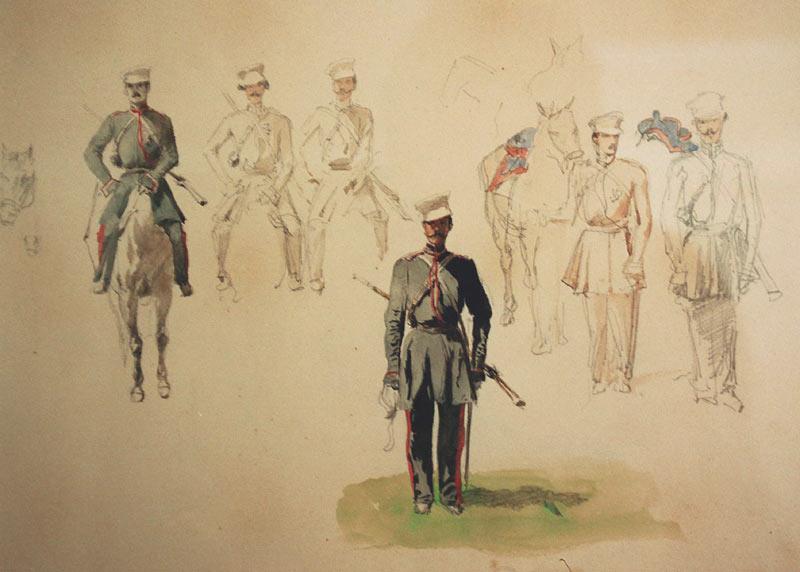 Обзоры: 17-й Донской казачий генерала Бакланова полк. Часть 2, фото #47