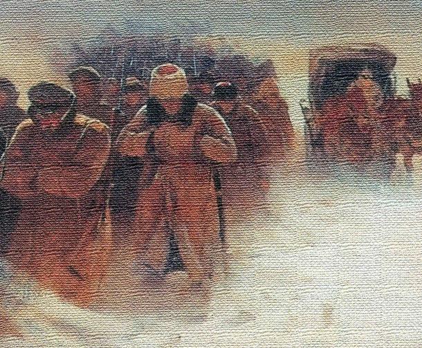 Обзоры: 17-й Донской казачий генерала Бакланова полк. Часть 2