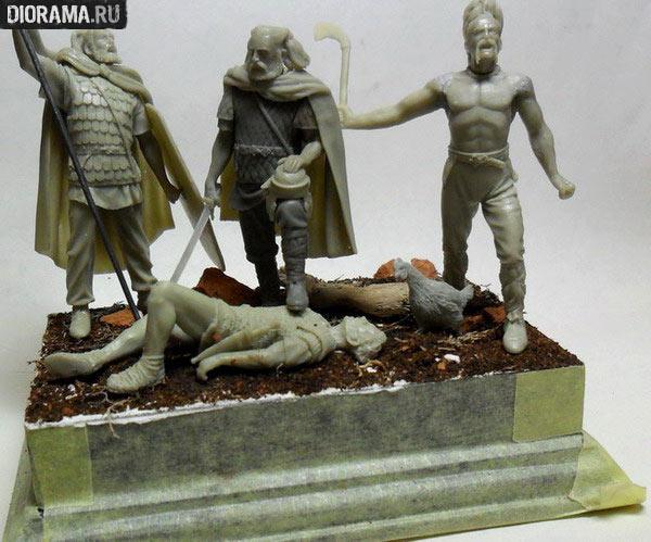 История одной работы: Германские варвары, фото #8