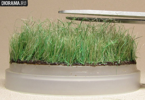 Технологии: Делаем траву