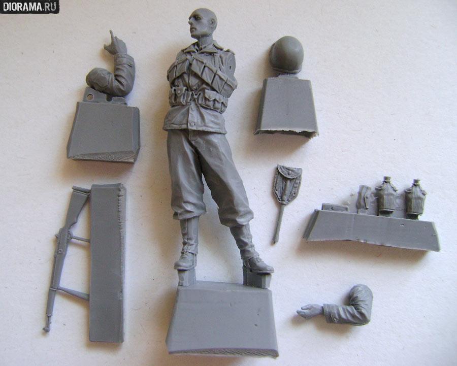 Обзоры: Рядовой 327-го пехотно-планерного полка, фото #2