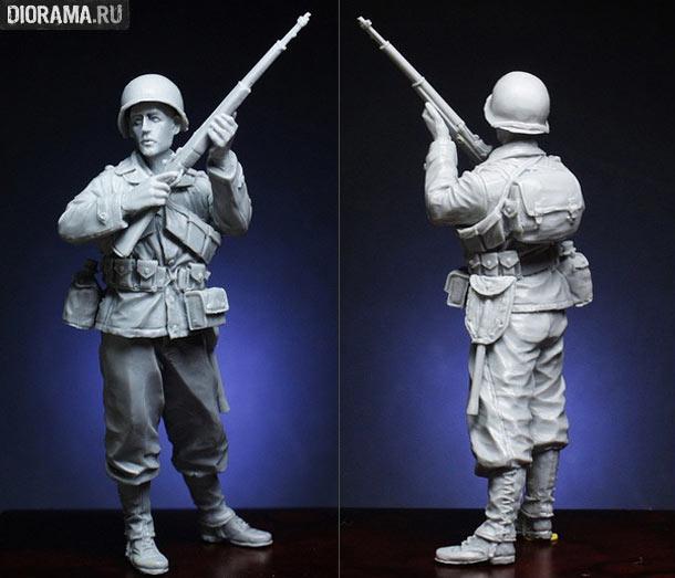 Обзоры: Рядовой 327-го пехотно-планерного полка